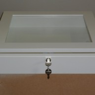 Locking Display Cases 01